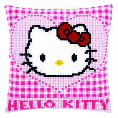 Set de bordado cojin de Hello Kitty Corazon-[product type]-[product vendor] - Modista