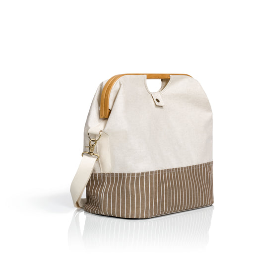 Bolsa Store & Travel canvas & Bamboo S Natural-[product type]-[product vendor] - Modista