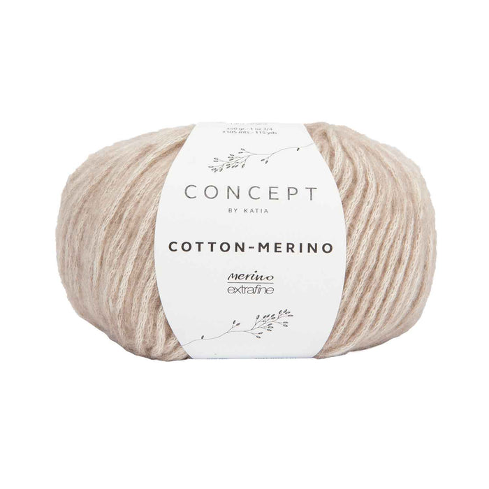 Cotton-Merino - Modista
