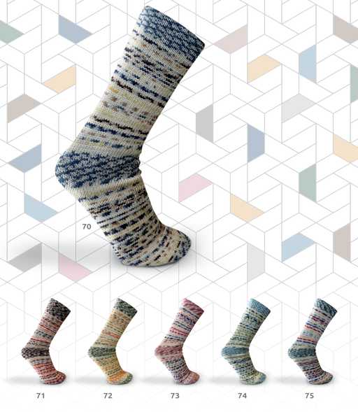 Easy Greek Socks-[product type]-[product vendor] - Modista