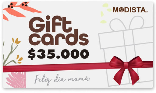 Gift Card - MODISTA - Día de la Madre-[product type]-[product vendor] - Modista