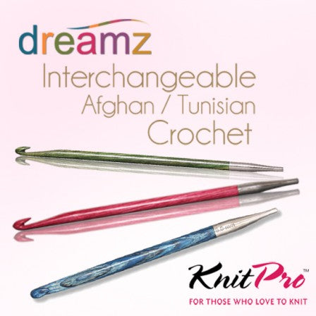 Crochet Tunecino Intercambiable Dreamz-[product type]-[product vendor] - Modista