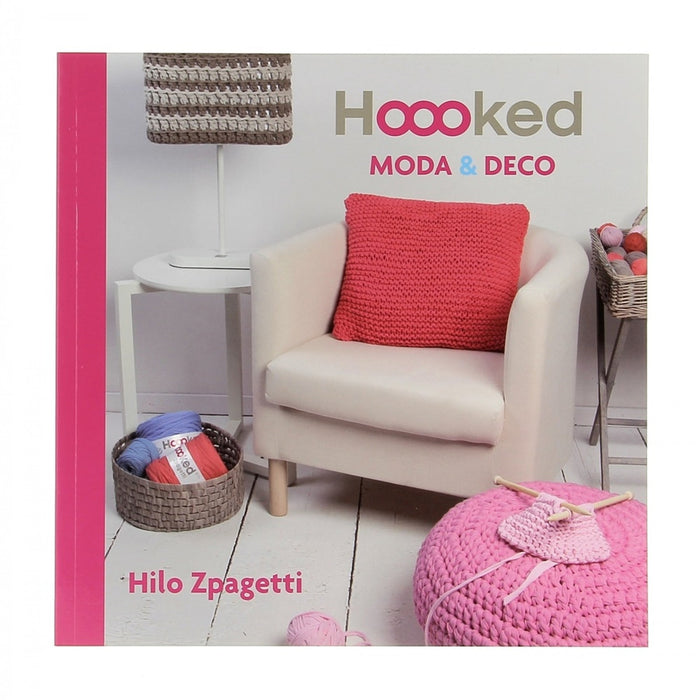 Libro Moda & Deco de Hoooked-[product type]-[product vendor] - Modista