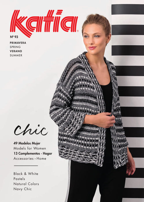 Revista Katia Chic 93-[product type]-[product vendor] - Modista