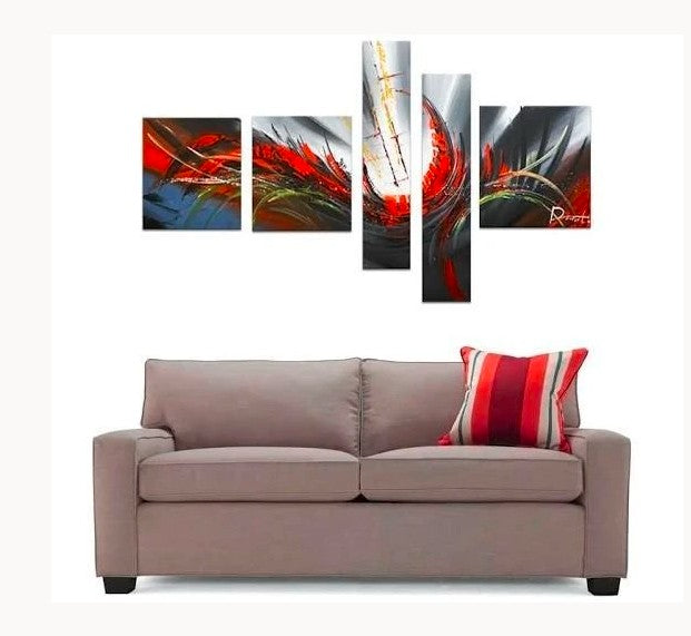 Acrylic Painting, Contemporary Art, Paintings for Living Room, Modern Paintings, Buy Paintings Online