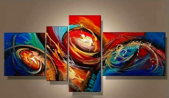 Living Room Modern Paintings, Abstract Modern Paintings, Modern Canvas Painting, Large Group Paintings
