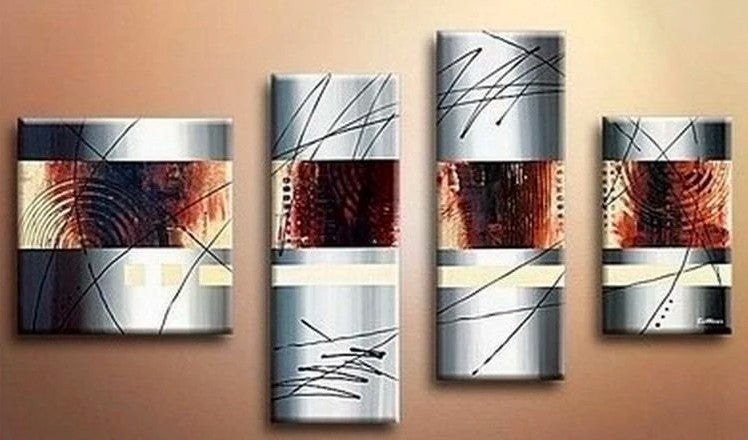 Living Room Modern Paintings, Contemporary Art, Abstract Modern Paintings, Modern Canvas Painting
