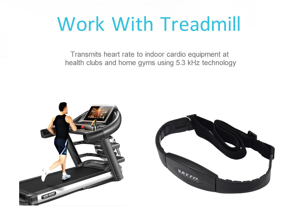 Heart Rate Chest Strap