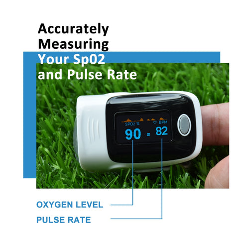 Fingertip Blood Oximeter