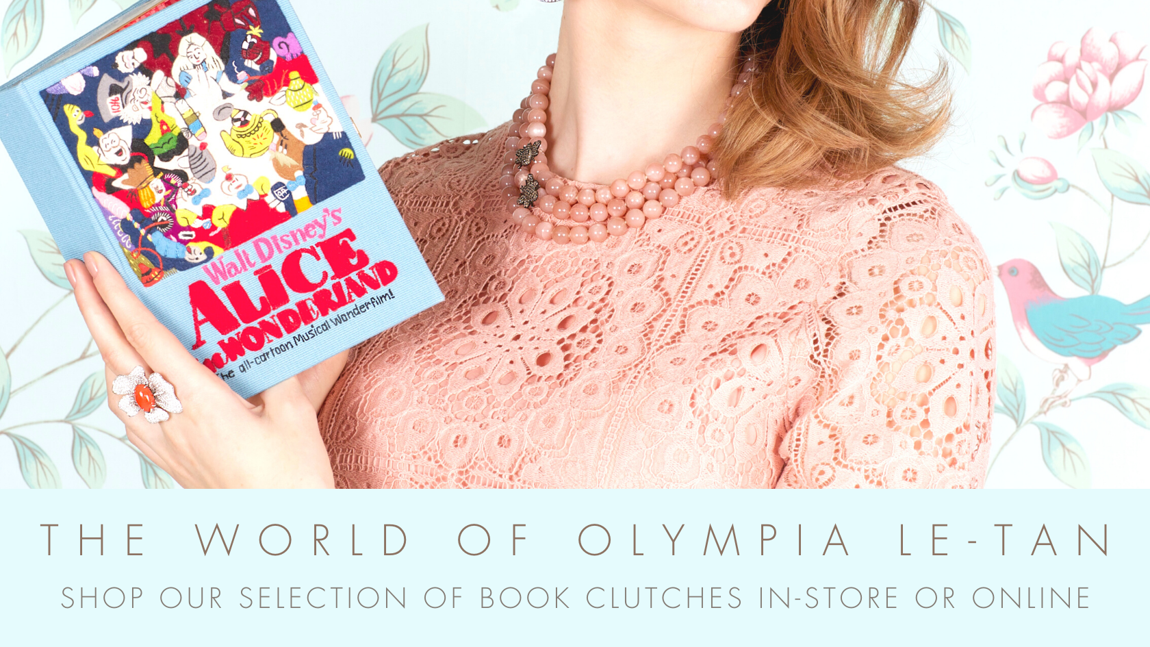 The World of Olympia Le-Tan: Shop Our London Collection