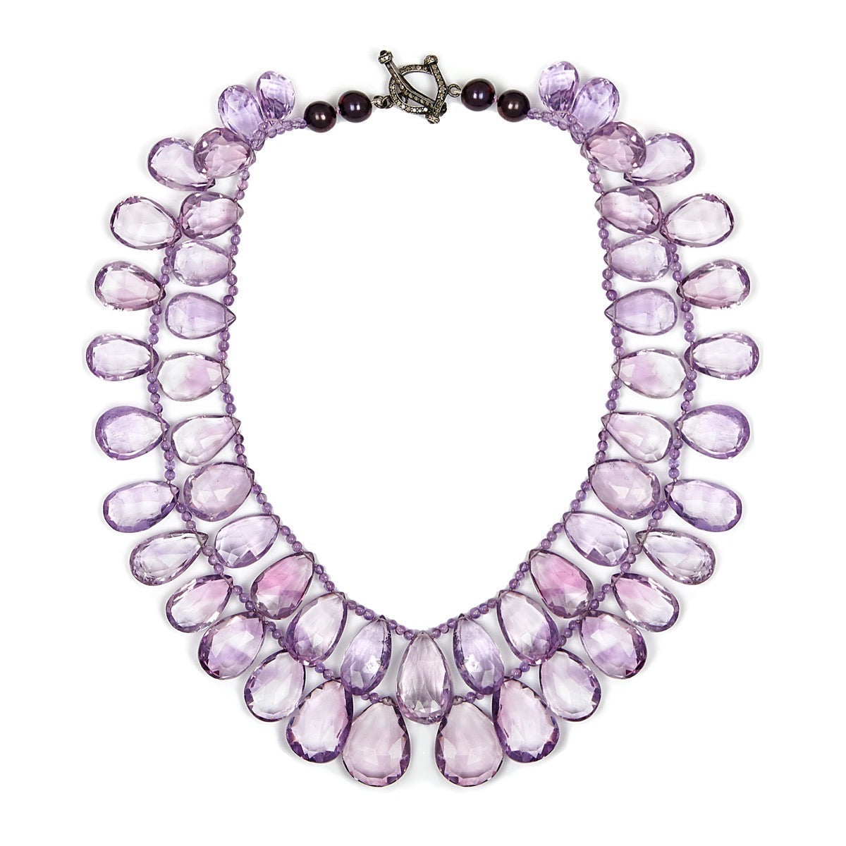 Amethyst Grace Necklace