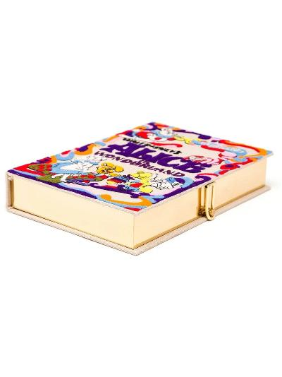 Alice In Wonderland Olympia Le Tan Book Clutch
