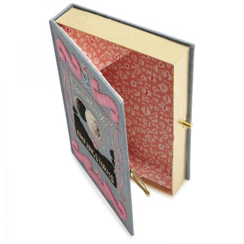 Olympia Le Tan Amazing Stories Book Clutch