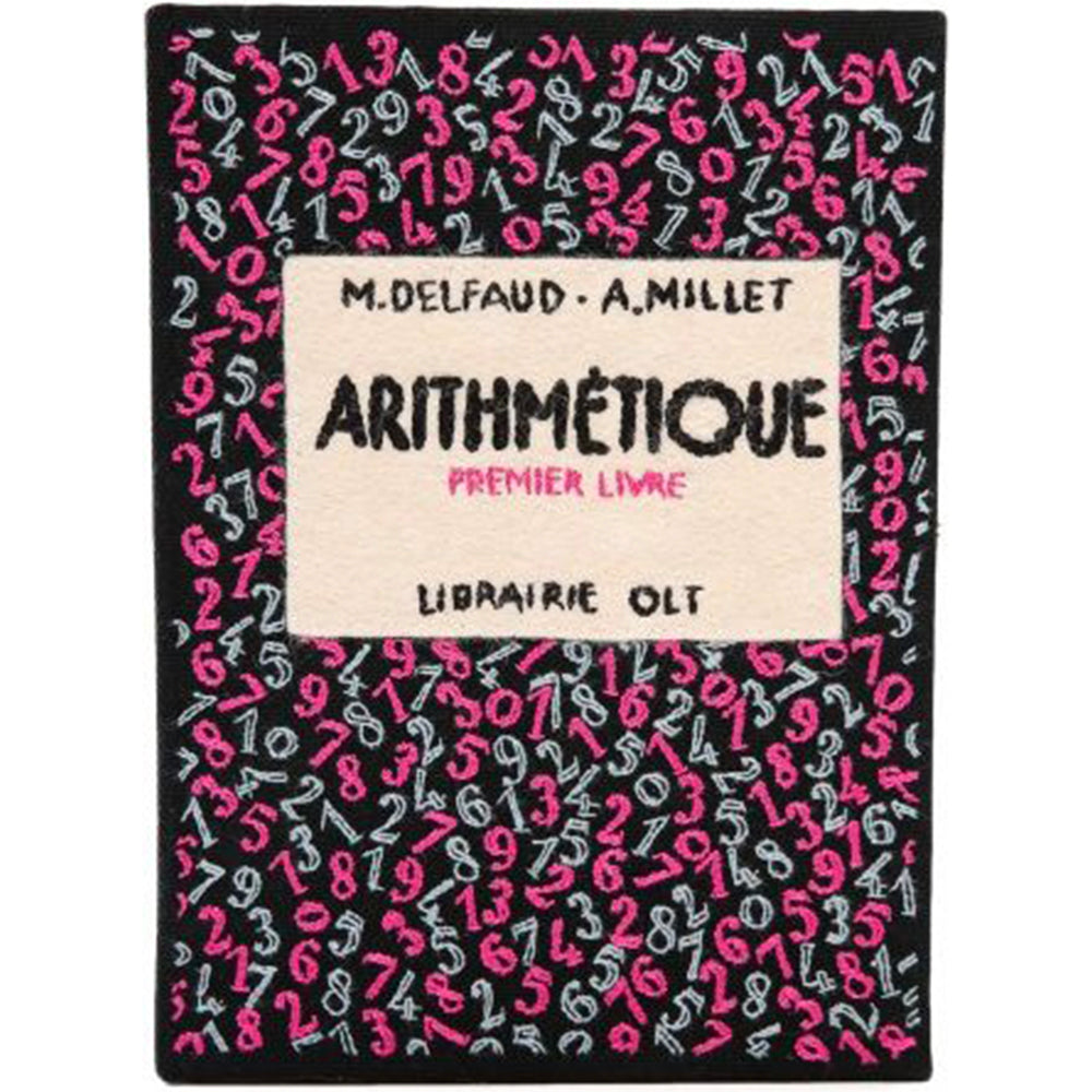Arithmetique Olympia Le Tan Book Clutch