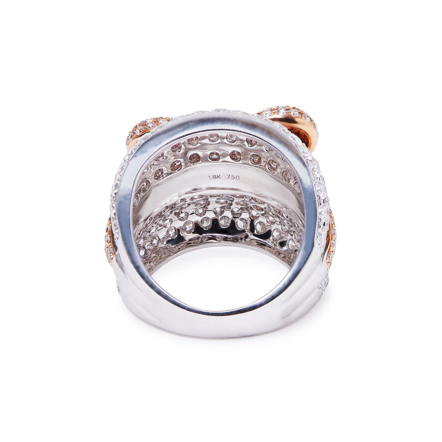 Be Present Diamond Ring