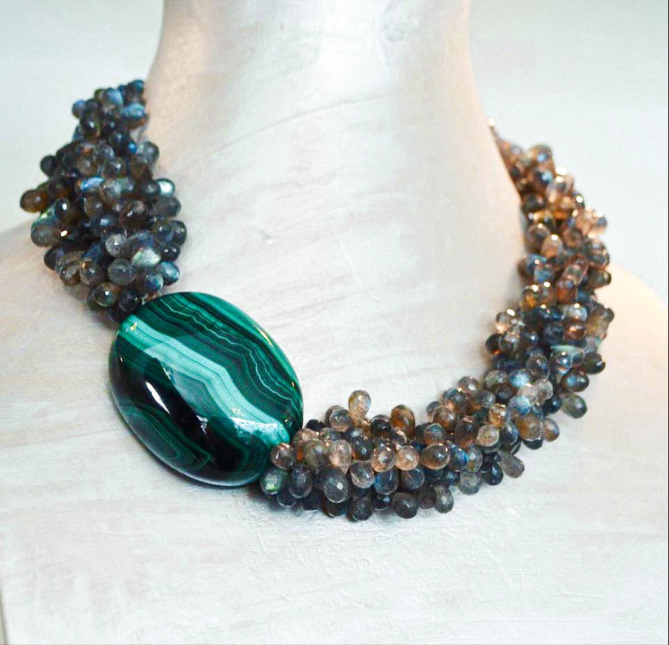 Grace Pebble Necklace