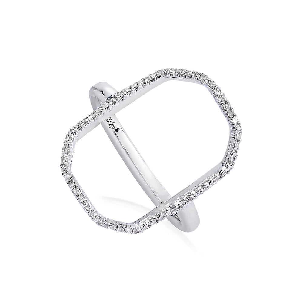 Diamond Picture Whisper Ring