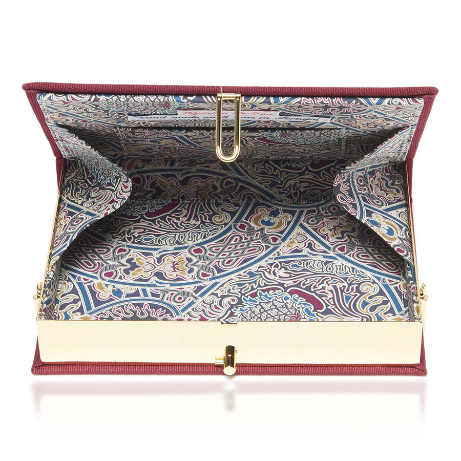 The Proust Questionnaire Olympia Le Tan Clutch Bag