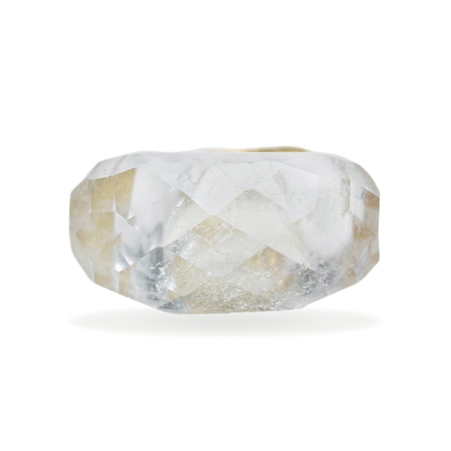 Rock Crystal Ice Ring