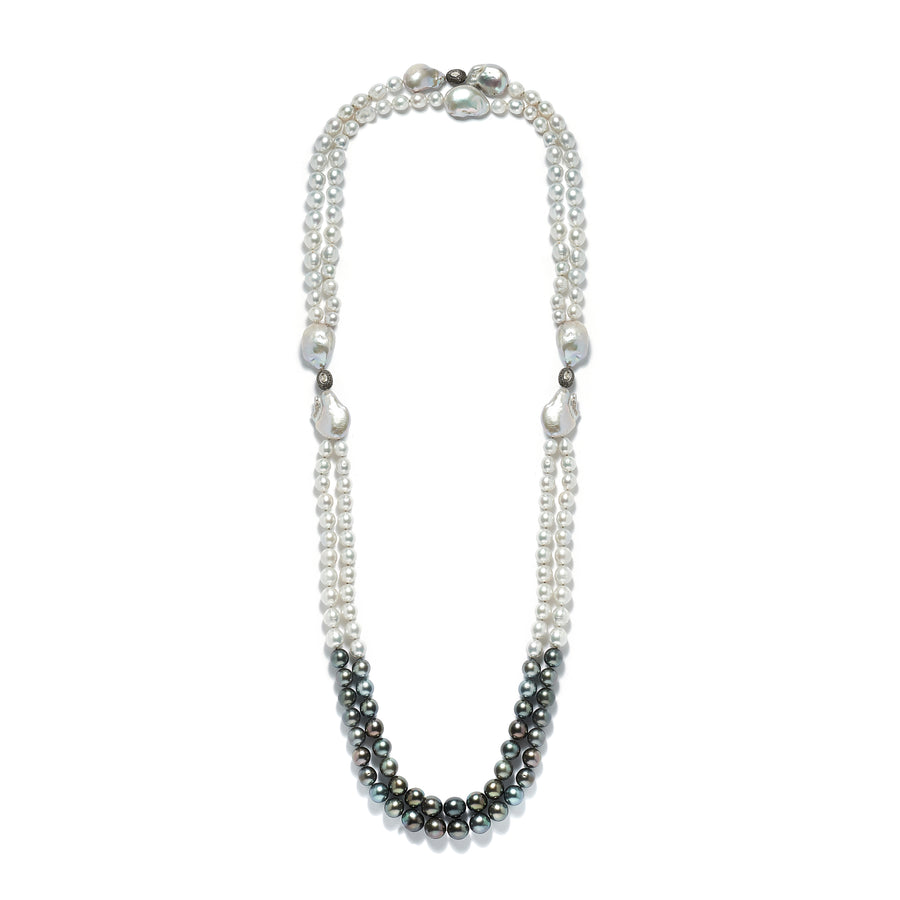Victoire Pearl Necklace