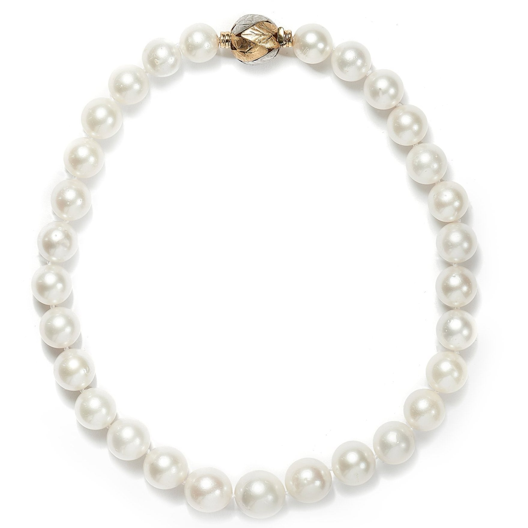Single Strand South Sea Pearl Necklace