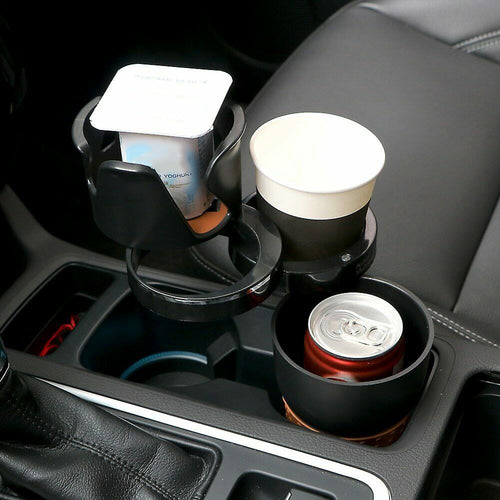 Amazing Multi-Layer Automotive Cup Holder