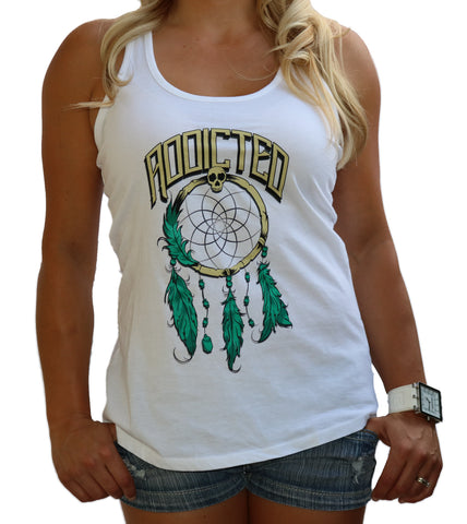 Native Scrunch Tank