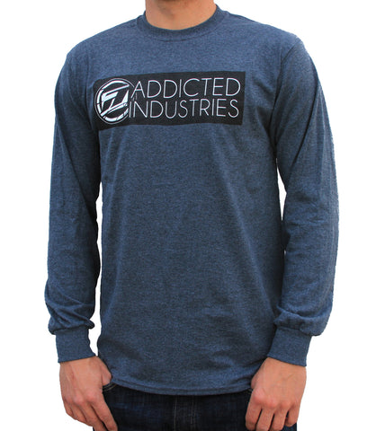 Slated Long Sleeve Premium Tee