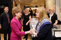 The First Minister's visits