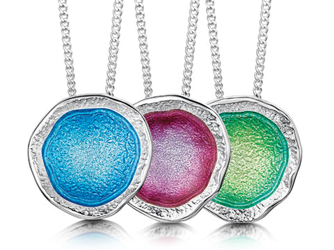 Lunar Bright pendants