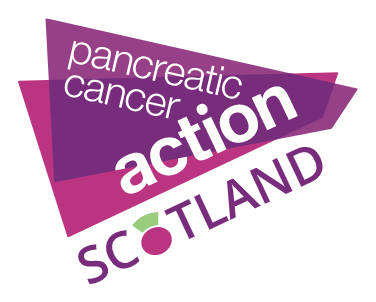 Proudly supporting Pancreatic Cancer Action Scotland