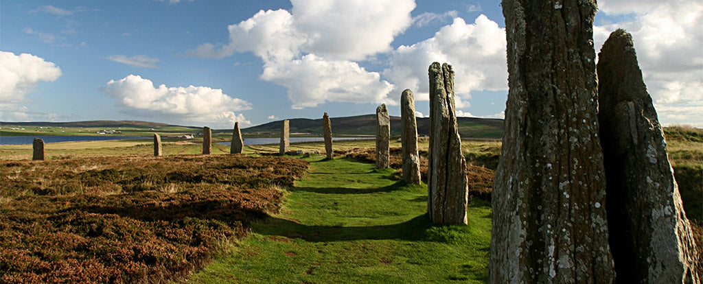 The Ring of Brodgar, one of the jewels in the Heart of Neolithic Orkney (Photo: Rick Fleet)