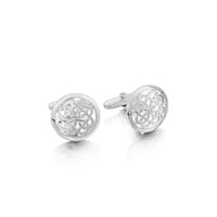 Maid of the Loch Cufflinks by Sheila Fleet Jewellery