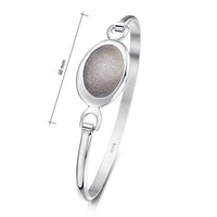 Shoreline Pebble Bangle by Sheila Fleet Jewellery