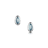Shoreline Pebble Small Stud Earrings by Sheila Fleet Jewellery
