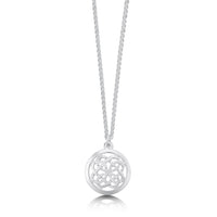 Maid of the Loch Small Pendant Necklace by Sheila Fleet Jewellery