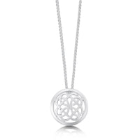 Maid of the Loch Pendant Necklace by Sheila Fleet Jewellery