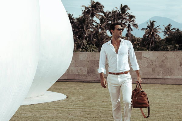 Esquire: Singapore-based menswear brand Tropick launches with a performance white shirt