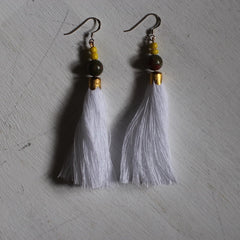 JJJones Tassle Earrings