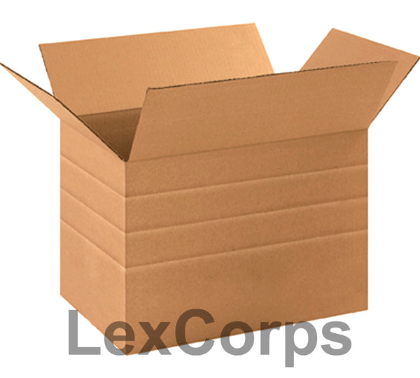 Multi-Depth Shipping Boxes