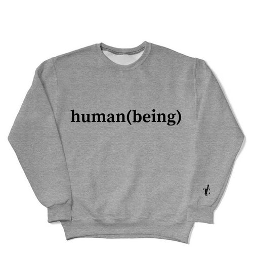 Human(being) Sweatshirt