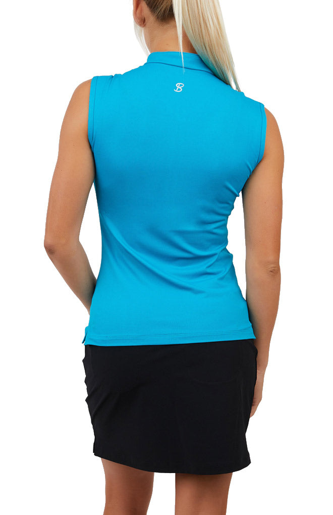 Zip Sleeveless - Golf Colors