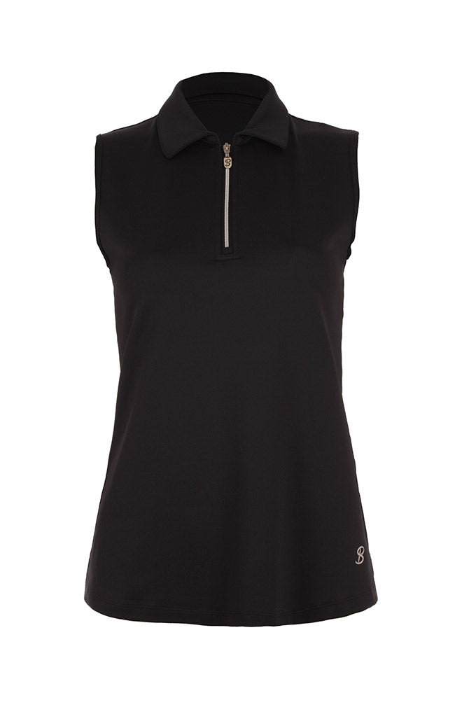 Sleeveless Polo - FINAL SALE