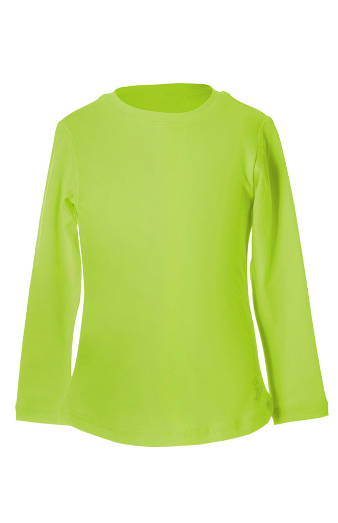 Girl's Long Sleeve - UV Colors