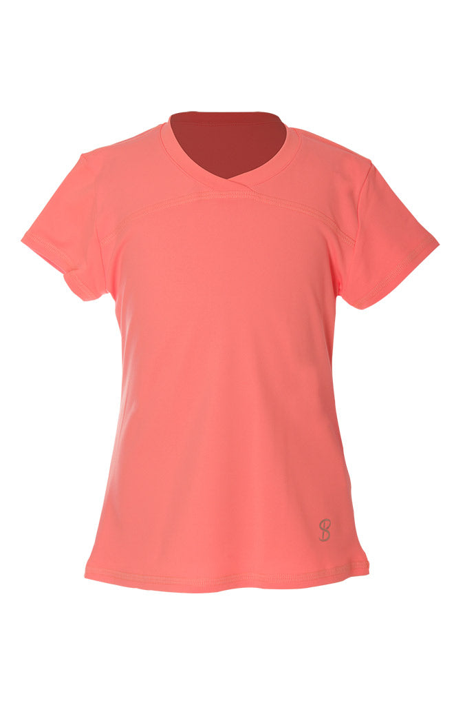 Girls Short Sleeve