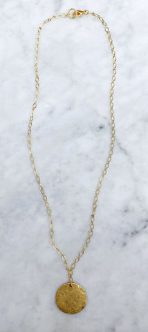 Orion Necklace 20""