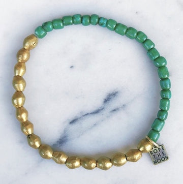 Sure Thing Bracelet / Green