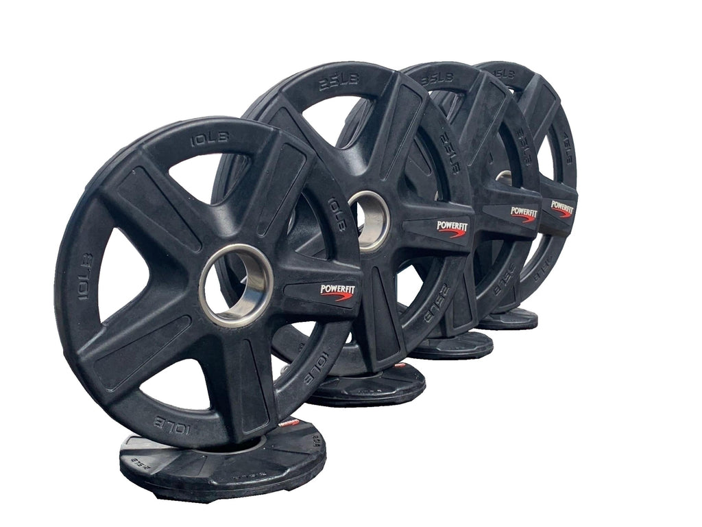 Bumper Plates and Weight Plates