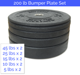 PowerFit High Bounce Bumper Plates - Pre-order