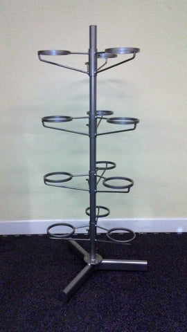 The Fully Loaded PowerFit Vertical Rack Package-FREE SHIPPING